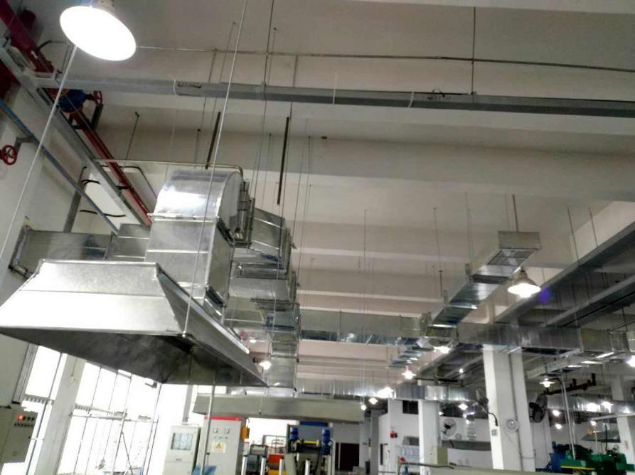 嘉兴不锈钢风管使用步骤有哪些?
